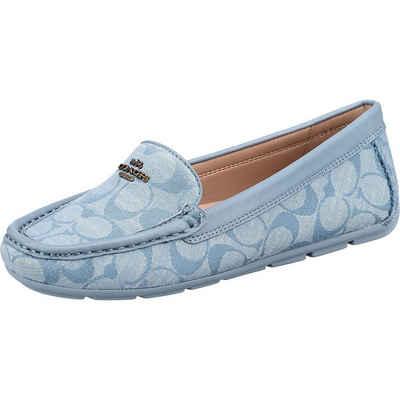 COACH »Marley Denim Driver Loafers« Loafer