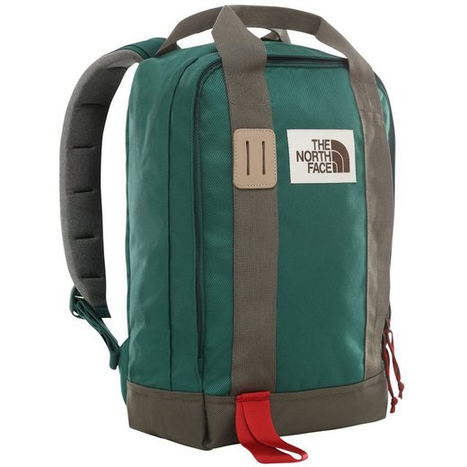 The North Face Tote Pack Rucksack 38 cm Laptopfach