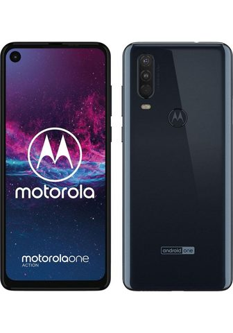 MOTOROLA One Action Išmanusis telefonas (16 cm ...