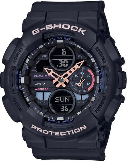 CASIO G-SHOCK Chronograph »GMA-S140-1AER«