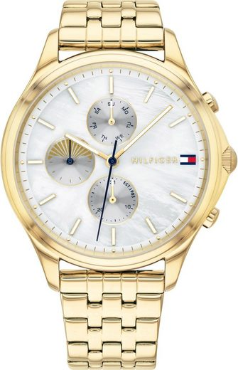 TOMMY HILFIGER Multifunktionsuhr »Casual, 1782121«