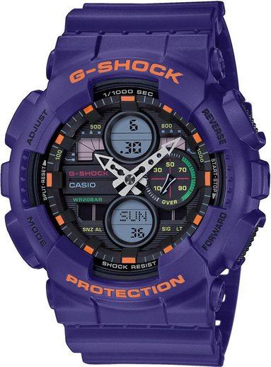 CASIO G-SHOCK Chronograph »GA-140-6AER«
