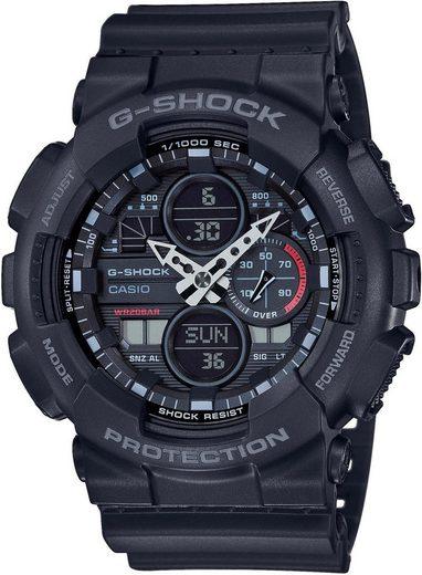 CASIO G-SHOCK Chronograph »GA-140-1A1ER«