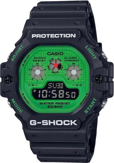 CASIO G-SHOCK Chronograph »DW-5900RS-1ER«