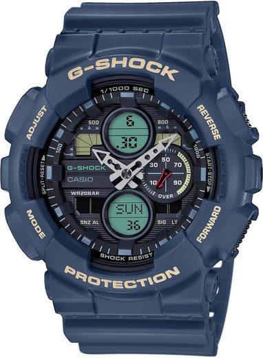 CASIO G-SHOCK Chronograph »GA-140-2AER«