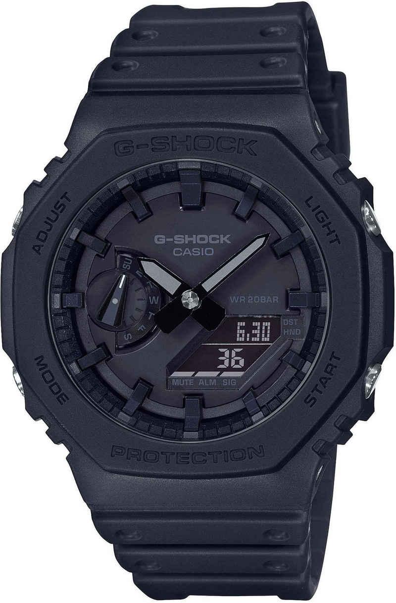 CASIO G-SHOCK Chronograph »GA-2100-1A1ER«