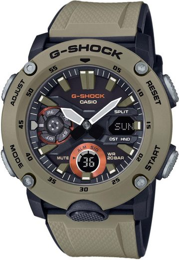 CASIO G-SHOCK Chronograph »GA-2000-5AER«