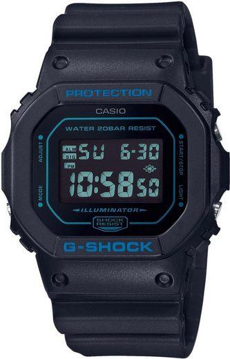 CASIO G-SHOCK Chronograph »The Origin, DW-5600BBM-1ER«