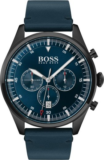 Boss Chronograph »PIONEER, 1513711«