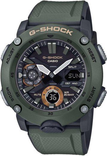 CASIO G-SHOCK Chronograph »GA-2000-3AER«