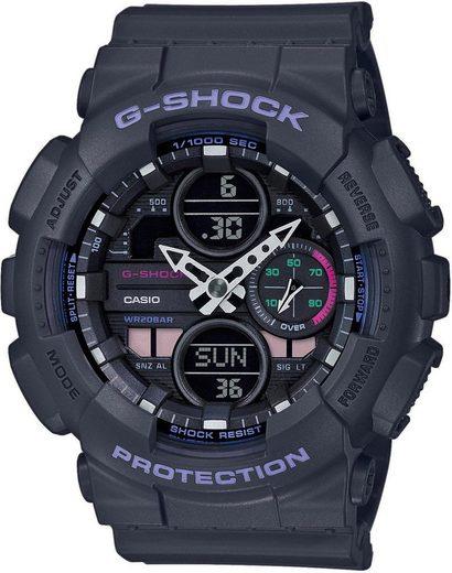 CASIO G-SHOCK Chronograph »GMA-S140-8AER«