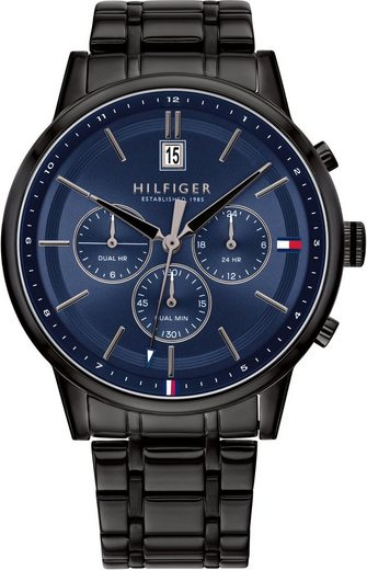TOMMY HILFIGER Multifunktionsuhr »Casual, 1791633«