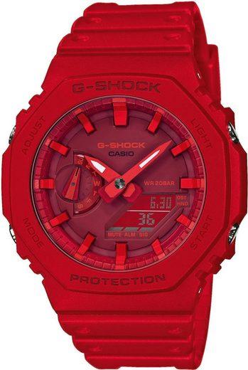 CASIO G-SHOCK Chronograph »GA-2100-4AER«