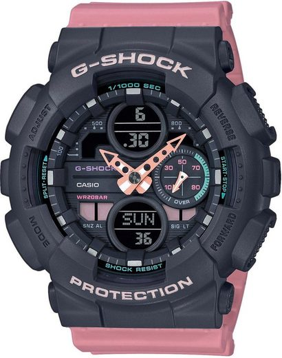 CASIO G-SHOCK Chronograph »GMA-S140-4AER«