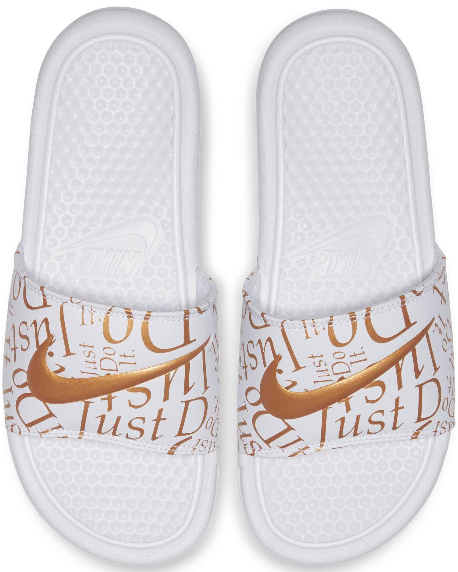 Nike Sportswear »Wmns Benassi Just do it« Badesandale online kaufen | OTTO