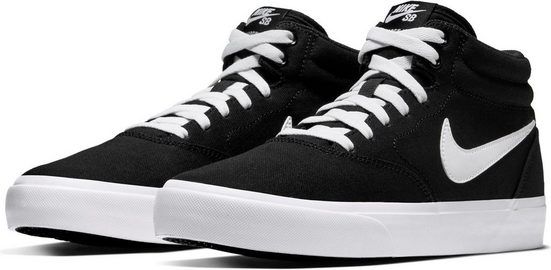 Nike SB »Charge Mid Canvas Skate« Sneaker
