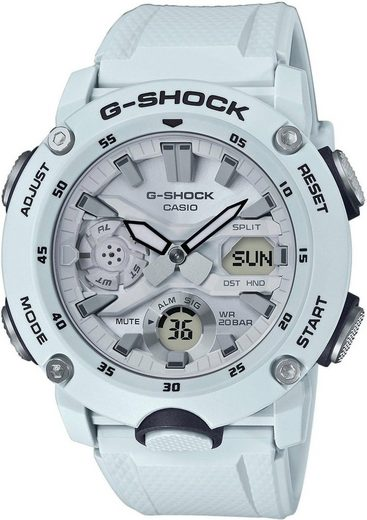 CASIO G-SHOCK Chronograph »GA-2000S-7AER«