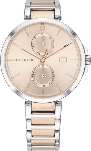 TOMMY HILFIGER Multifunktionsuhr »Dressed, 1782127«