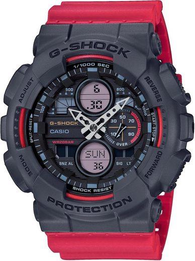 CASIO G-SHOCK Chronograph »GA-140-4AER«