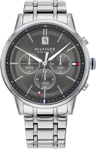 TOMMY HILFIGER Multifunktionsuhr »Casual, 1791632«