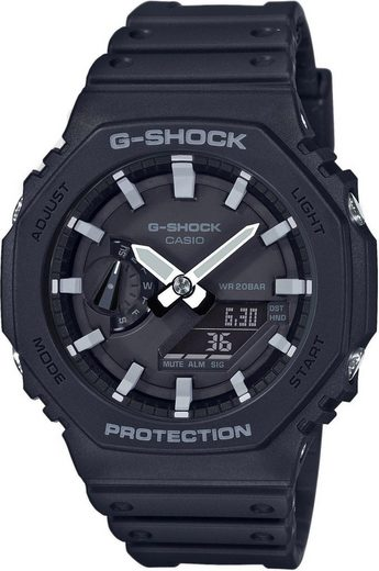 CASIO G-SHOCK Chronograph »GA-2100-1AER«