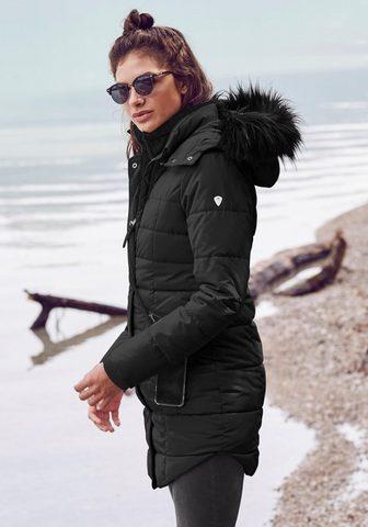 ALPENBLITZ Куртка стеганая »Paris«