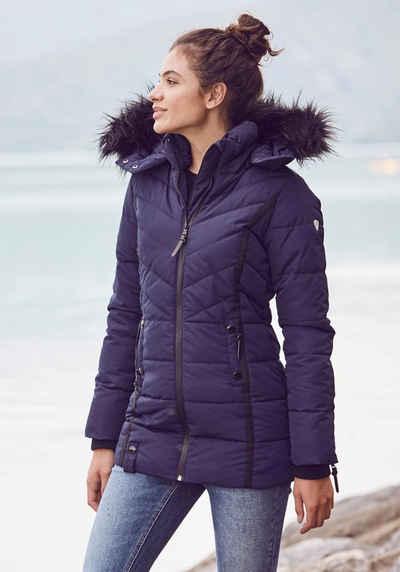 quality design 575f7 92dc9 Winterjacke in blau online kaufen   OTTO