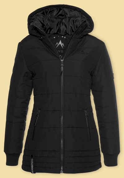 steppjacke oder mantel für damen bei ott