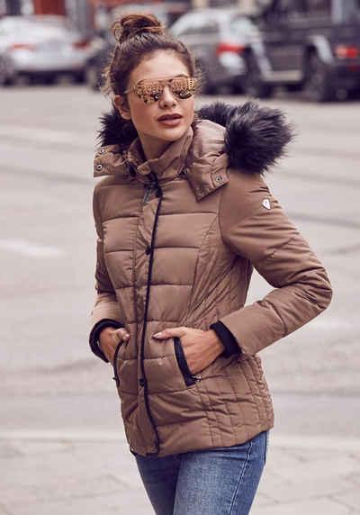 super popular b15db f6000 Braune Jacke online kaufen | OTTO