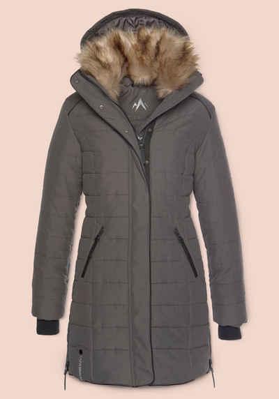 Grauer Mantel online kaufen | OTTO