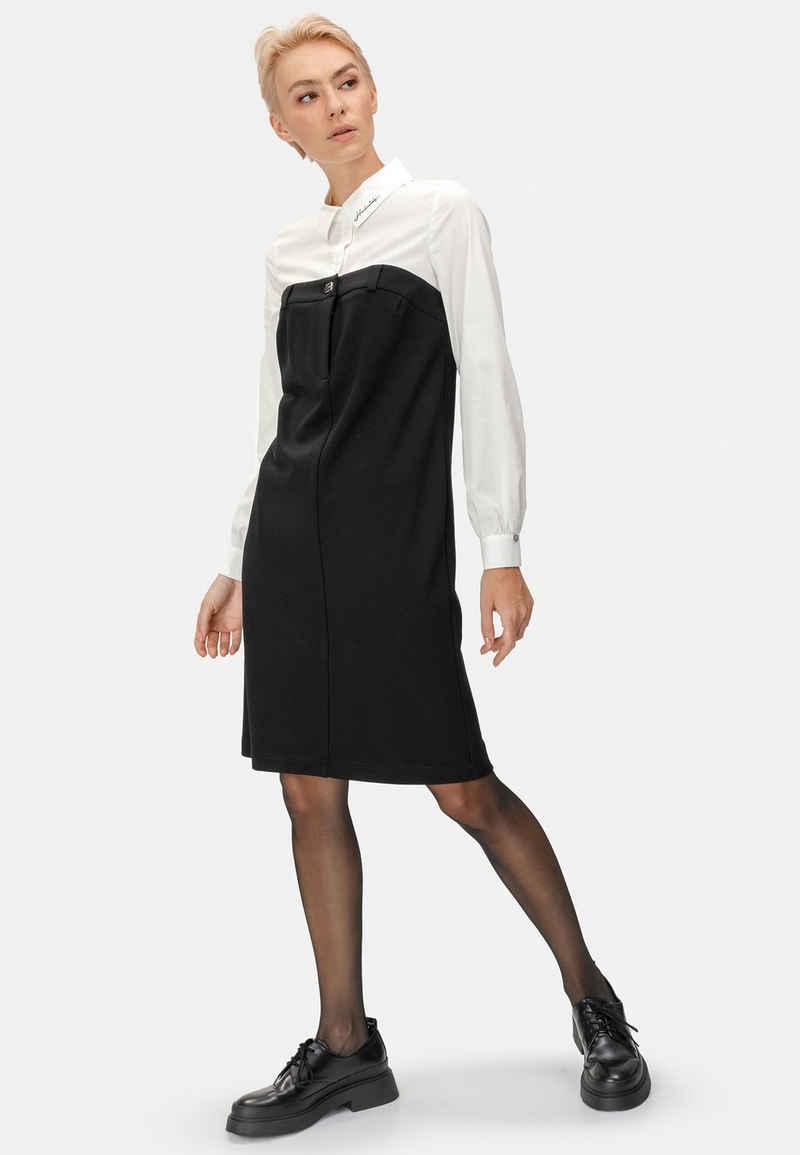 HELMIDGE 2-in-1-Kleid »Midikleid«