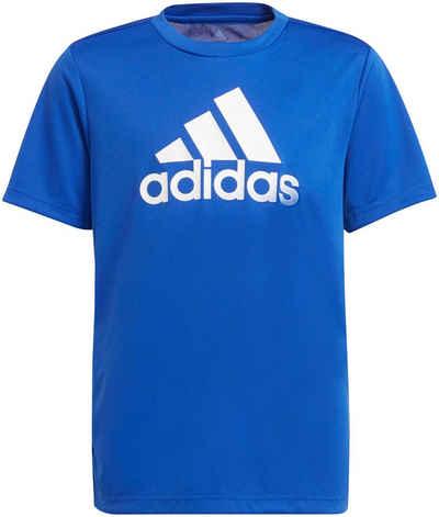 adidas Performance T-Shirt »ADIDAS BOYS DESIGNED TO MOVE BIG LOGO T-SHIRT«