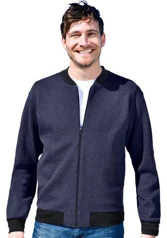 Спортивный свитер в Multicolour-Optik