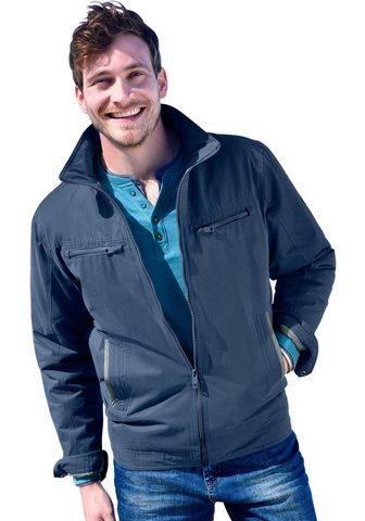 Куртка с Kontrastdetails