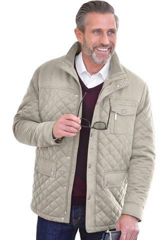 Куртка с нежный Wattierung