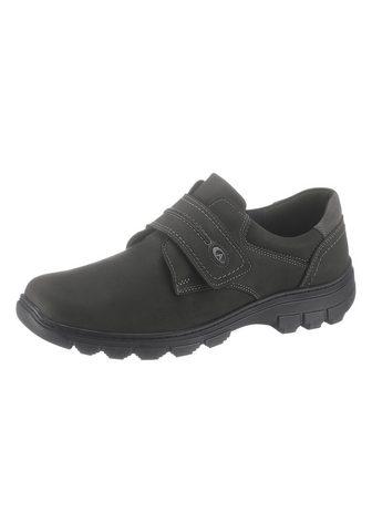 Ботинки с отстрочкой