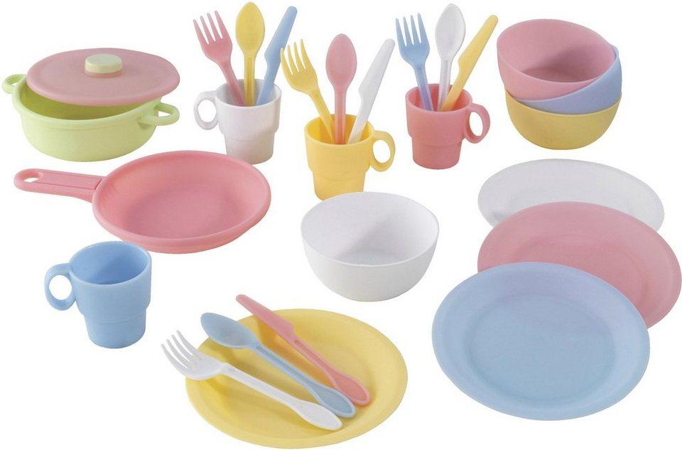 KidKraft® Kinder-Küchenset »Küchen-Spielset, pastell« online kaufen | OTTO