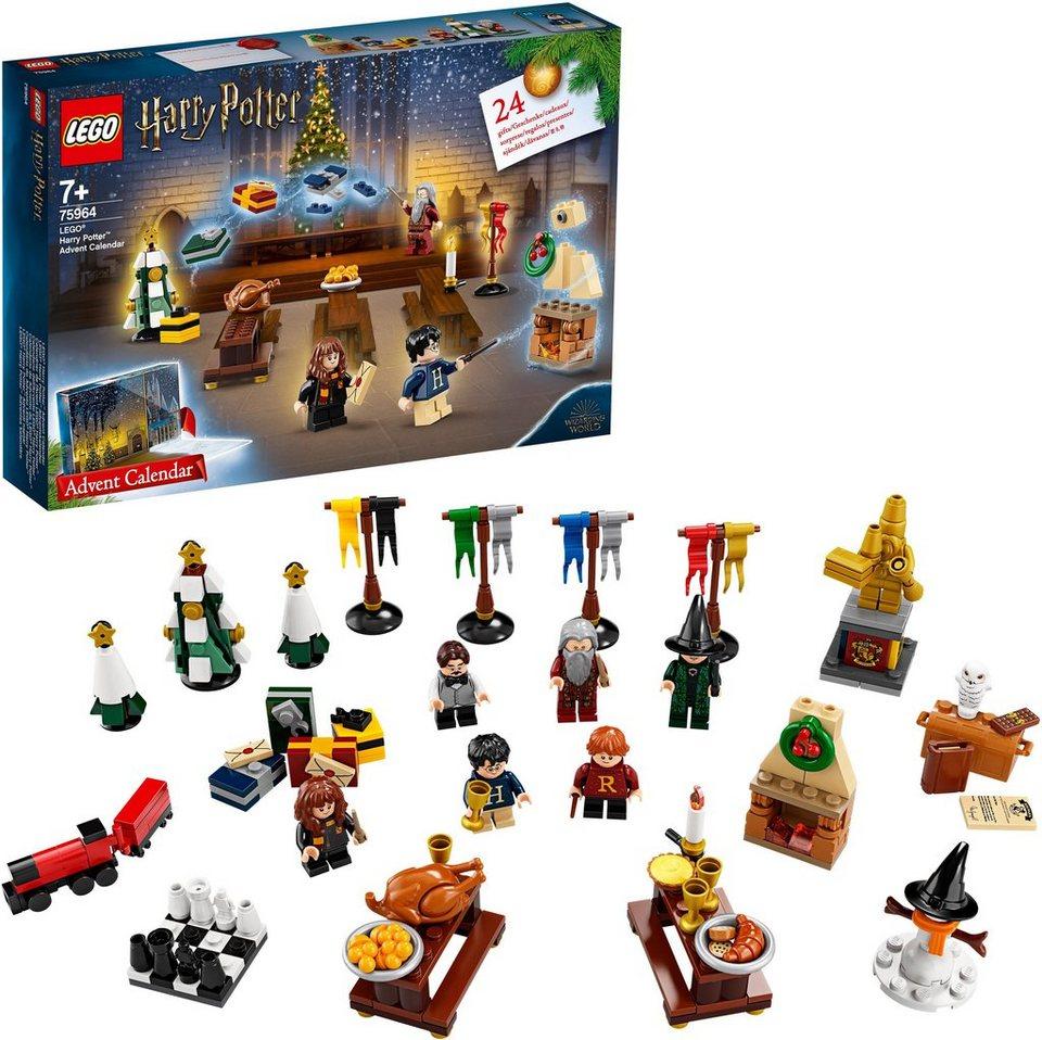LEGO® Adventskalender »LEGO® Harry Potter™ Adventskalender (75964)«