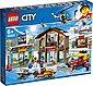 LEGO® Konstruktionsspielsteine »Ski Resort (60203)«, (806 St), Bild 3