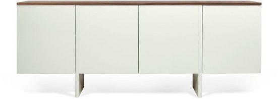 TemaHome Sideboard »Edge«, mit vielen Stauraummöglichkeiten, in zwei unterschiedlichen Farbvarianten