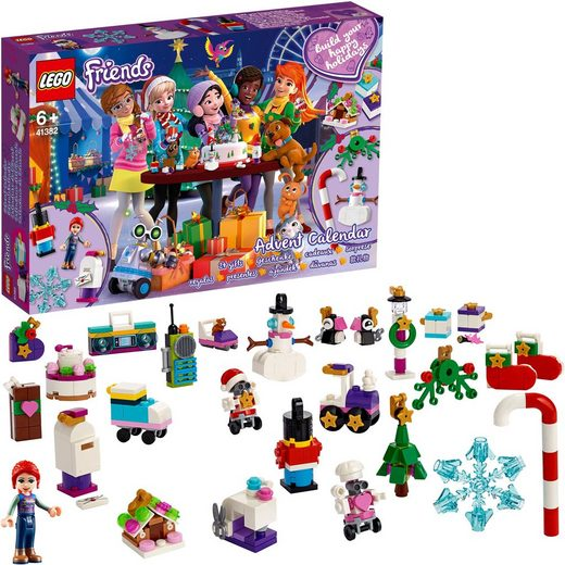 LEGO® Adventskalender »LEGO® Friends Adventskalender (41382)«