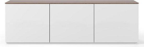 TemaHome Lowboard, in 3 verschiedenen Farben erhältlich, viele Stauraummöglichkeiten