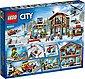 LEGO® Konstruktionsspielsteine »Ski Resort (60203)«, (806 St), Bild 4