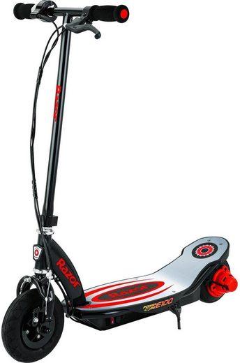 Razor E-Scooter »Power Core E100 Electric Scooter (Aluminium Deck)«, 18 km/h