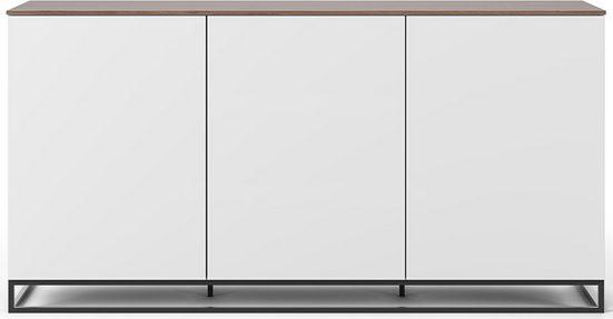 TemaHome Sideboard, in 3 verschiedenen Farben erhältlich, viele Stauraummöglichkeiten