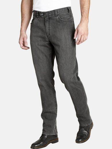 Jan Vanderstorm Bequeme Jeans »BREDO« komfortabler Innendehnbund