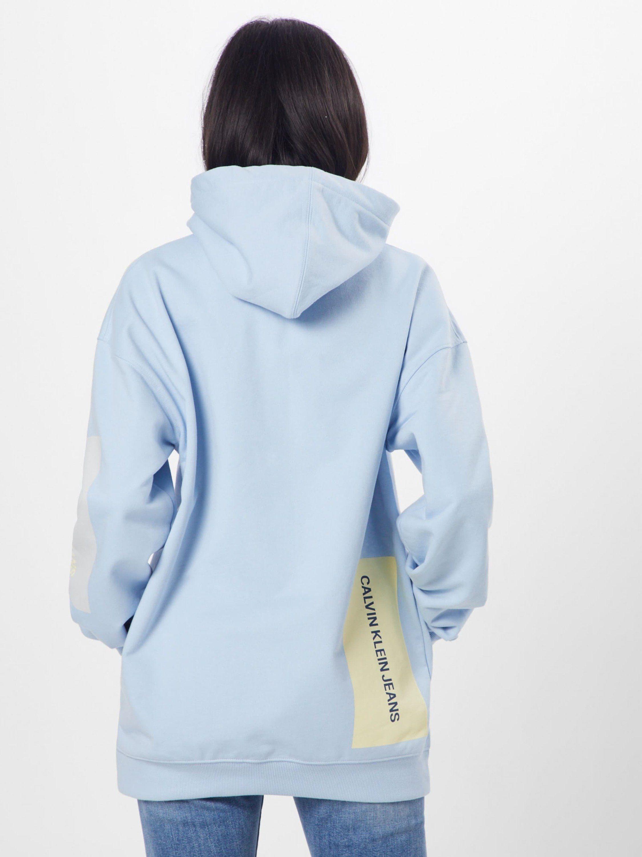 Kapuzensweatshirt »multi Logo Kaufen Klein Oversized Online Hoodie« Calvin 9YDEIH2W