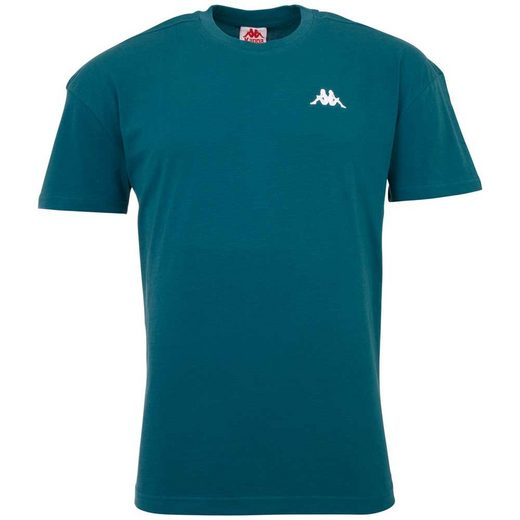 Kappa T-Shirt »AUTHENTIC FRANKLYN« mit kleiner Logostickerei