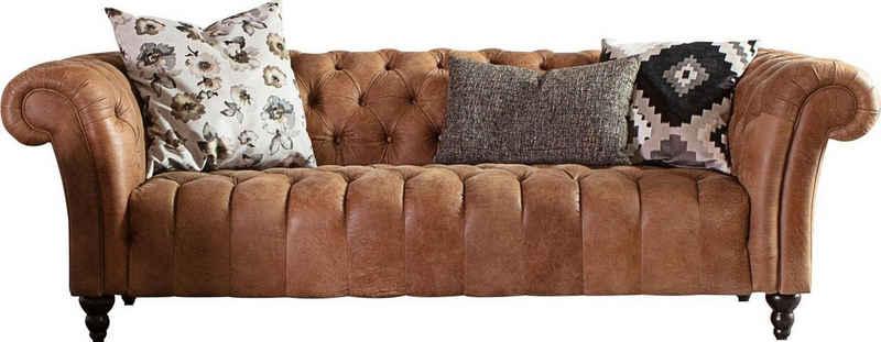 Gutmann Factory Big-Sofa »Amazonas«, aus Anilinleder