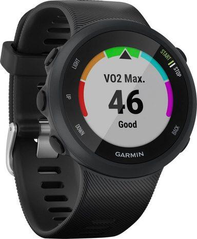 Garmin Forerunner 45, Silikon-Armband 20mm Smartwatch (2,63 cm/1,04 Zoll)